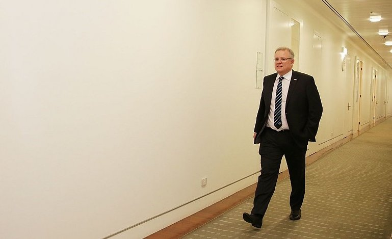 Scott Morrison Running 20 Years Late For G7 Climate Meeting