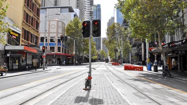 Pro-Lockdown Rally Held In Sydney